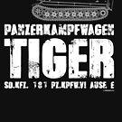 TIGER TANK by PANZER212