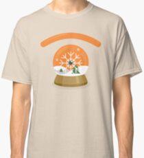 glass eye ball Classic T-Shirt