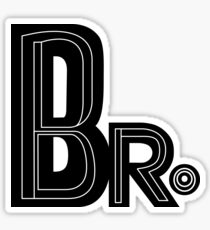 Bro Sticker