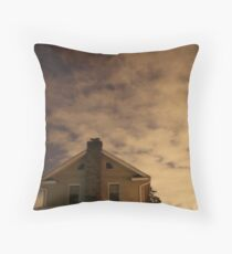 Rooftop Throw Pillow