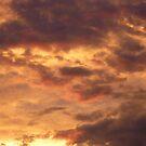 Blazing sky by mowieb