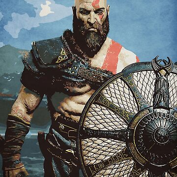 Kratos by Durro