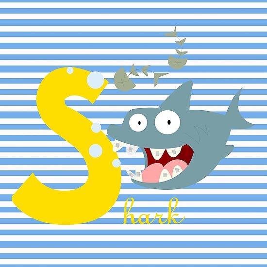 s for shark by alapapaju