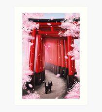 Sakura Impression artistique
