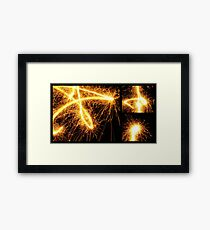 A Star is Born Framed Print