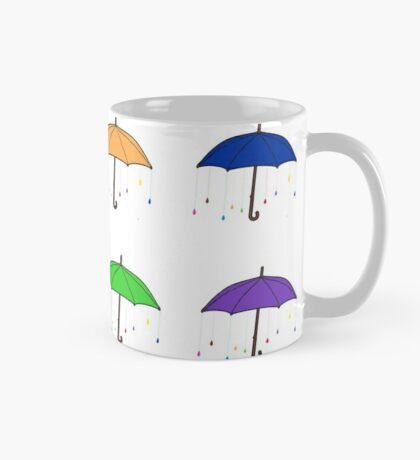 Colorful Umbrellas Mug