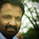 Rafaqat Hussain  by Sunil Bhardwaj