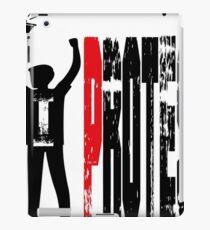 protest iPad Case/Skin