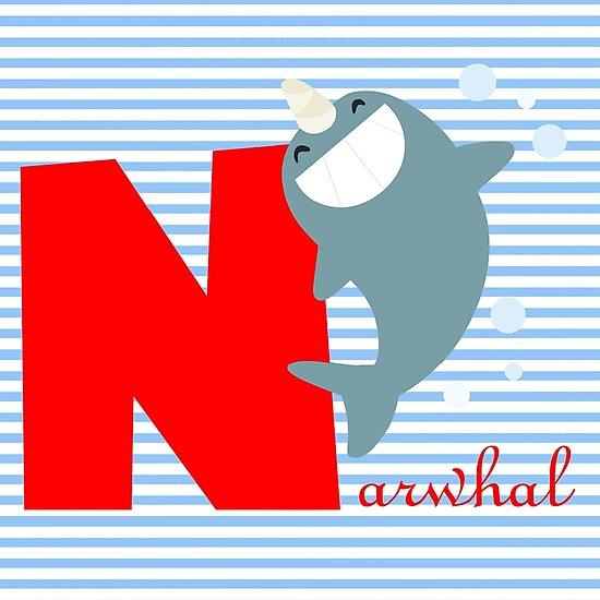 n for narwhal by alapapaju