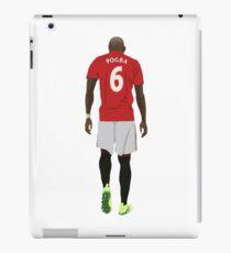 Paul Pogba Manchester United Return iPad-Hülle & Klebefolie