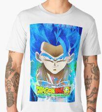 Dragon Ball Super Broly Poster Men's Premium T-Shirt
