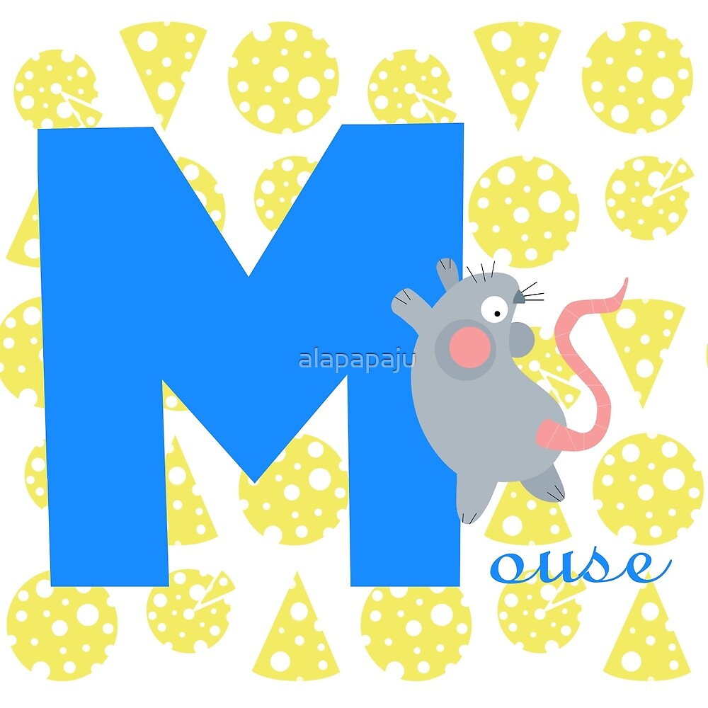 m for mouse by alapapaju