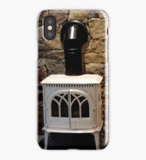 Woodburning Stove iPhone Case/Skin