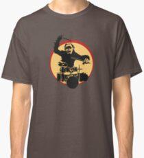 Gorilla-Schlagzeuger Classic T-Shirt