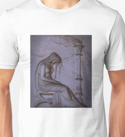 Sarcophagi sculpture another mourning lady  T-Shirt