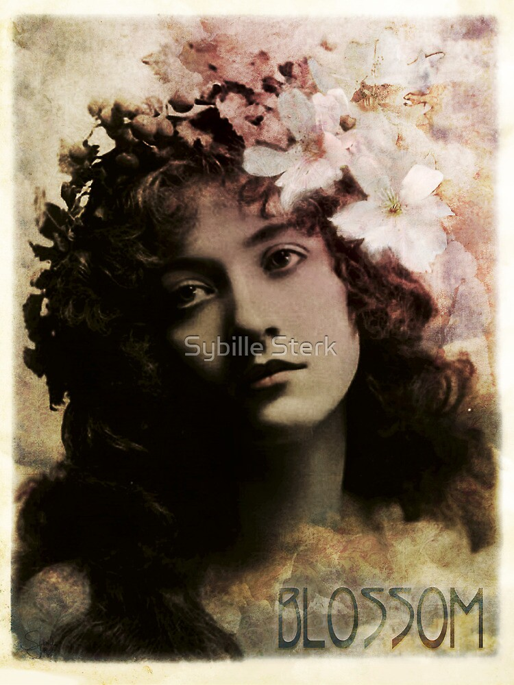 Blossom - Experiment 2 by Sybille Sterk