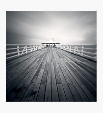 pier ll Photographic Print