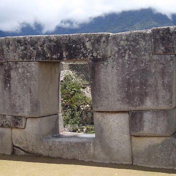 Machu Picchu Views by Hippo