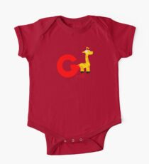 g for giraffe Kids Clothes