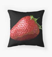 Strawberry, fruit, fruit Floor Pillow