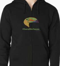 Year of the Toucan! Zipped Hoodie