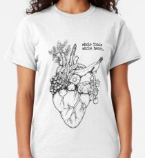 Whole Foods ganzes Herz Classic T-Shirt