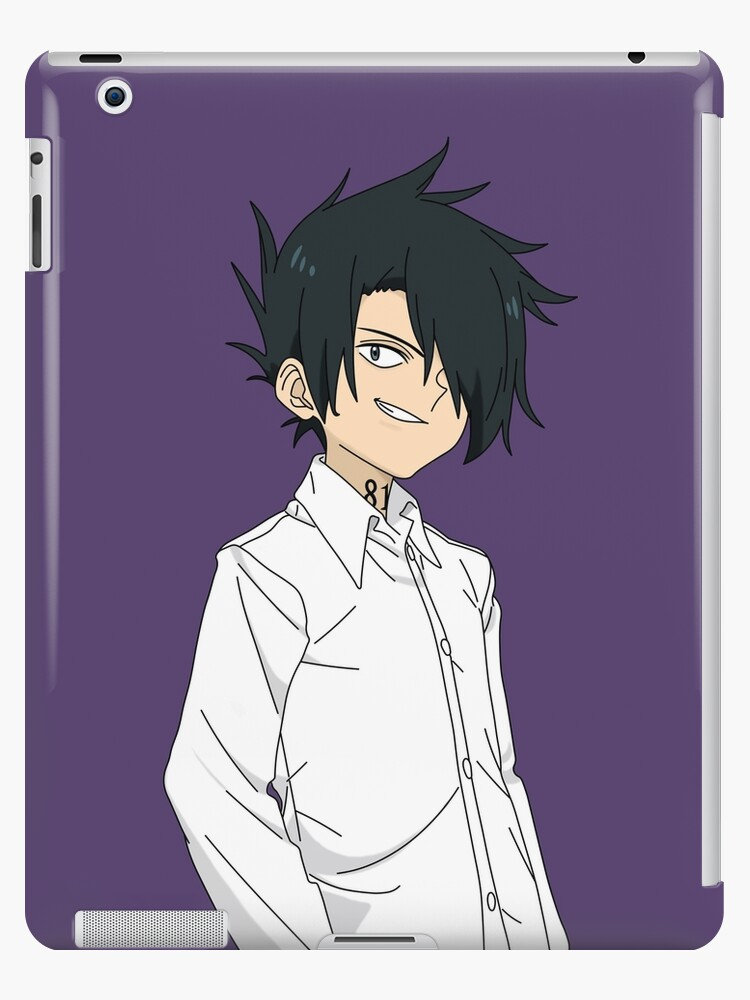 'Ray - The Promised Neverland' iPad Case/Skin by katelin1