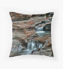 Step by Step ~  Throw Pillow