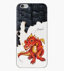 Dragon by Maria Tiqwah iPhone Case