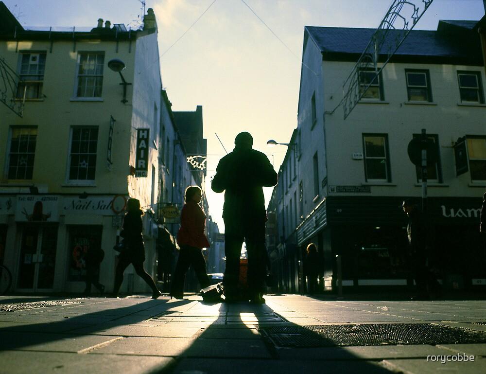 fiddler on marlboro street by rorycobbe