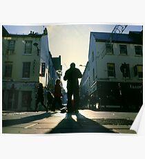 fiddler on marlboro street Poster