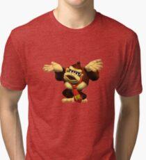 DK Melee Taunt Tri-blend T-Shirt