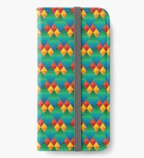 Bright Kite Pattern iPhone Wallet/Case/Skin