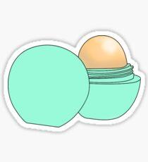 EOS Lipbalm Sticker