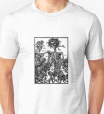 Gather Ye Rosebuds Unisex T-Shirt