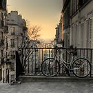 Morning in Montmartre by Irina-C