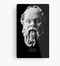 Lámina metálica Sócrates
