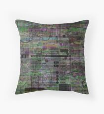PS1 Throw Pillow