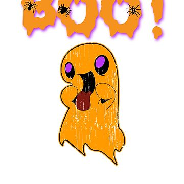 Boo! Nice Ghost Halloween Holiday T shirt by we1000