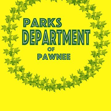 Pawnee Parks and Rec by ConoArt