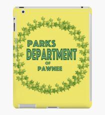 Pawnee Parks and Rec iPad Case/Skin