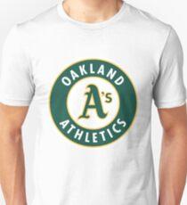 Oakland athletisch Unisex T-Shirt