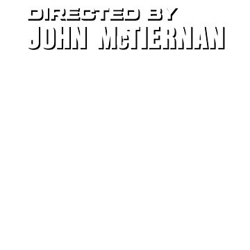 Die Hard | Directed by John McTiernan by directees