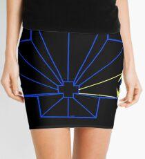 Tempest Arcade Vector Art Mini Skirt