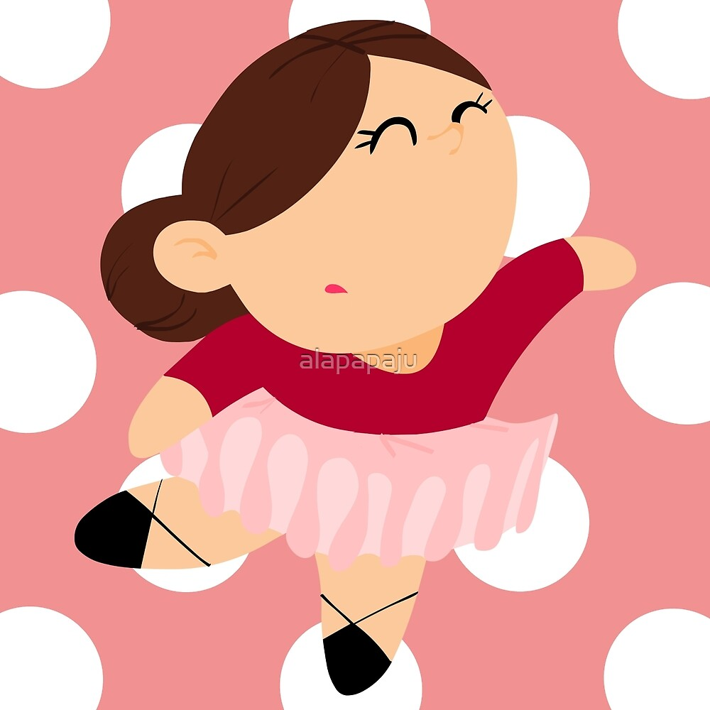 little ballerina by alapapaju