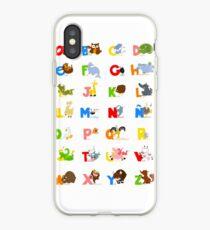 ABC (spanish) iPhone Case