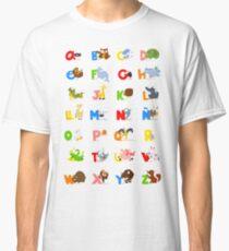 ABC (spanish) Classic T-Shirt