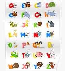 ABC (spanish) Poster