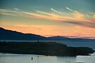 Sunset Skies over Kerrera and Mull by Kasia-D