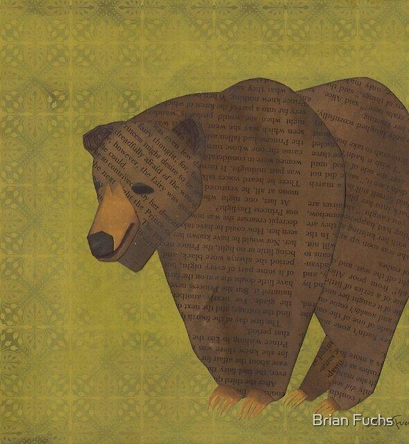 Storybook Bear by Brian Fuchs